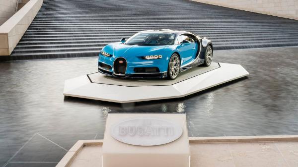 New 2020 Bugatti Chiron for sale Sold at Aston Martin of Greenwich in Greenwich CT 06830 4