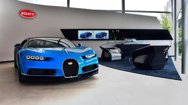 New 2020 Bugatti Chiron for sale Sold at Aston Martin of Greenwich in Greenwich CT 06830 5