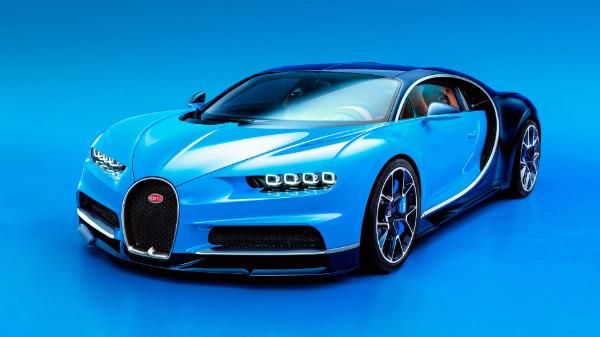 New 2020 Bugatti Chiron for sale Sold at Aston Martin of Greenwich in Greenwich CT 06830 1