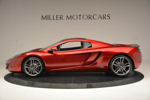 Used 2013 McLaren MP4-12C Base for sale Sold at Aston Martin of Greenwich in Greenwich CT 06830 14