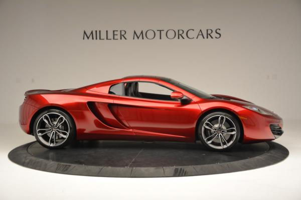 Used 2013 McLaren MP4-12C Base for sale Sold at Aston Martin of Greenwich in Greenwich CT 06830 18