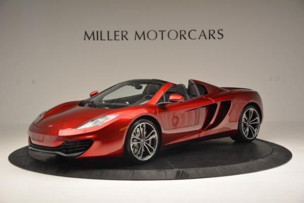 Used 2013 McLaren MP4-12C Base for sale Sold at Aston Martin of Greenwich in Greenwich CT 06830 2