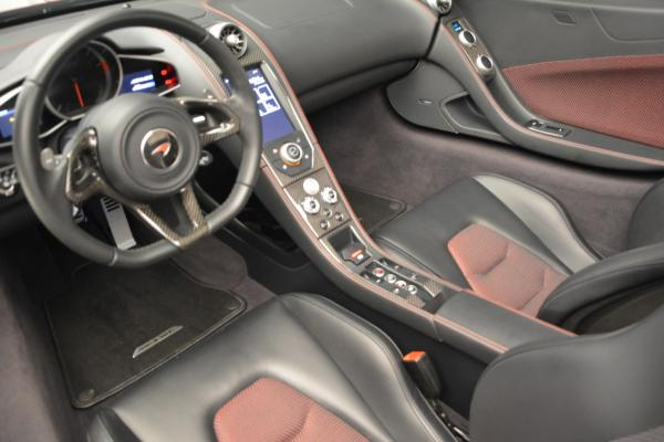 Used 2013 McLaren MP4-12C Base for sale Sold at Aston Martin of Greenwich in Greenwich CT 06830 22