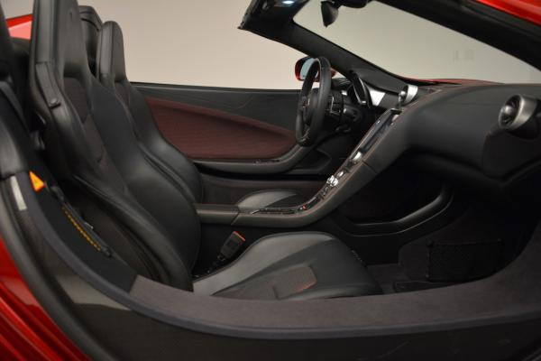 Used 2013 McLaren MP4-12C Base for sale Sold at Aston Martin of Greenwich in Greenwich CT 06830 27