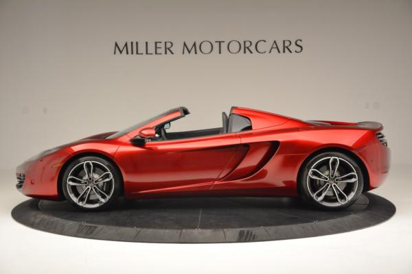 Used 2013 McLaren MP4-12C Base for sale Sold at Aston Martin of Greenwich in Greenwich CT 06830 3