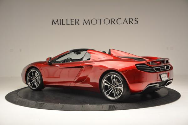 Used 2013 McLaren MP4-12C Base for sale Sold at Aston Martin of Greenwich in Greenwich CT 06830 4