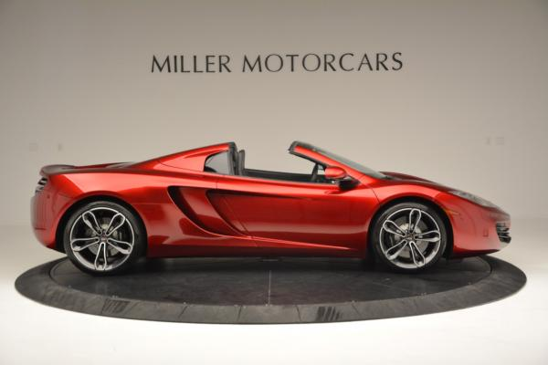 Used 2013 McLaren MP4-12C Base for sale Sold at Aston Martin of Greenwich in Greenwich CT 06830 9