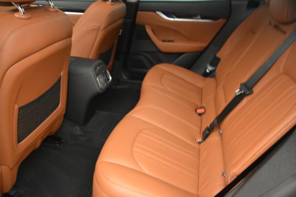 New 2017 Maserati Levante for sale Sold at Aston Martin of Greenwich in Greenwich CT 06830 17
