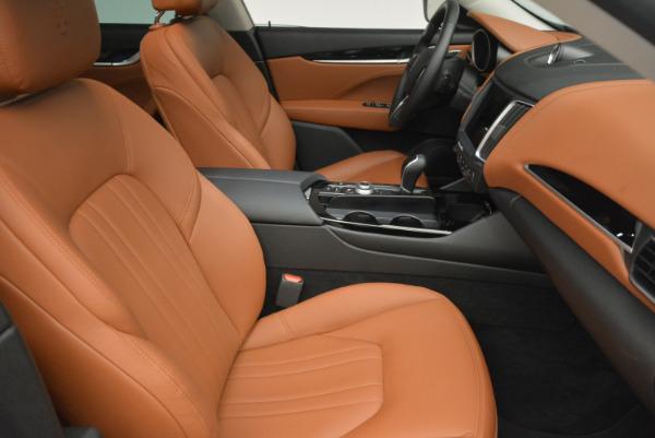 New 2017 Maserati Levante for sale Sold at Aston Martin of Greenwich in Greenwich CT 06830 20