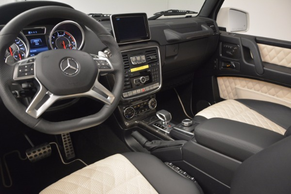Used 2016 Mercedes Benz G-Class AMG G65 for sale Sold at Aston Martin of Greenwich in Greenwich CT 06830 15