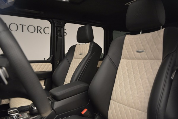 Used 2016 Mercedes Benz G-Class AMG G65 for sale Sold at Aston Martin of Greenwich in Greenwich CT 06830 17