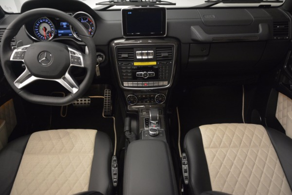 Used 2016 Mercedes Benz G-Class AMG G65 for sale Sold at Aston Martin of Greenwich in Greenwich CT 06830 18