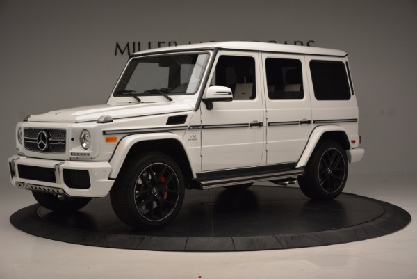 Used 2016 Mercedes Benz G-Class AMG G65 for sale Sold at Aston Martin of Greenwich in Greenwich CT 06830 2