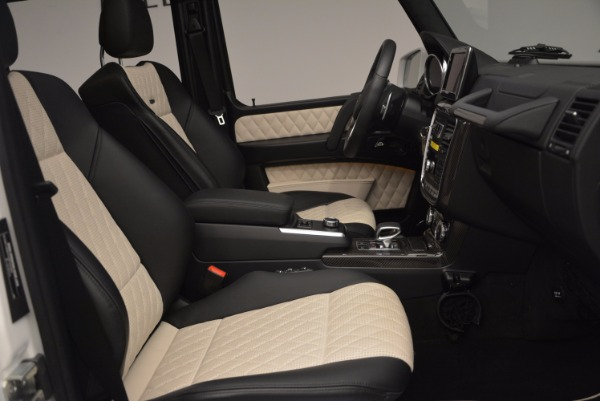 Used 2016 Mercedes Benz G-Class AMG G65 for sale Sold at Aston Martin of Greenwich in Greenwich CT 06830 20
