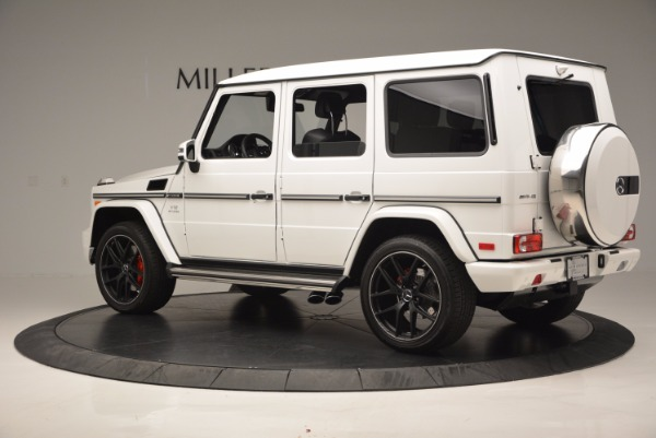 Used 2016 Mercedes Benz G-Class AMG G65 for sale Sold at Aston Martin of Greenwich in Greenwich CT 06830 4