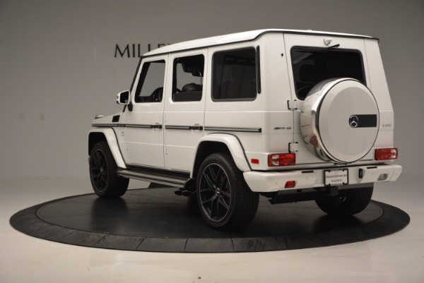 Used 2016 Mercedes Benz G-Class AMG G65 for sale Sold at Aston Martin of Greenwich in Greenwich CT 06830 5