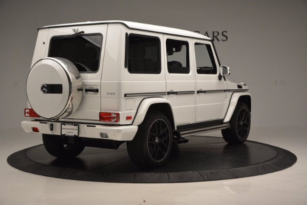 Used 2016 Mercedes Benz G-Class AMG G65 for sale Sold at Aston Martin of Greenwich in Greenwich CT 06830 7