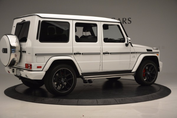 Used 2016 Mercedes Benz G-Class AMG G65 for sale Sold at Aston Martin of Greenwich in Greenwich CT 06830 8