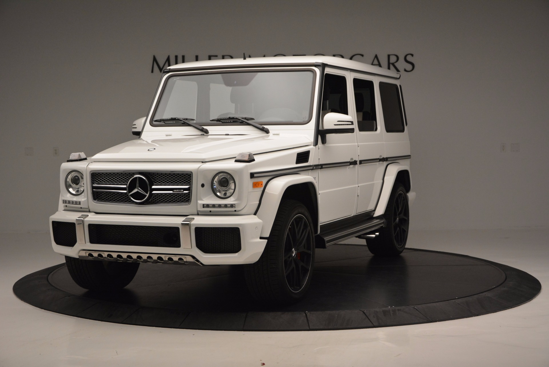 Used 2016 Mercedes Benz G-Class AMG G65 for sale Sold at Aston Martin of Greenwich in Greenwich CT 06830 1