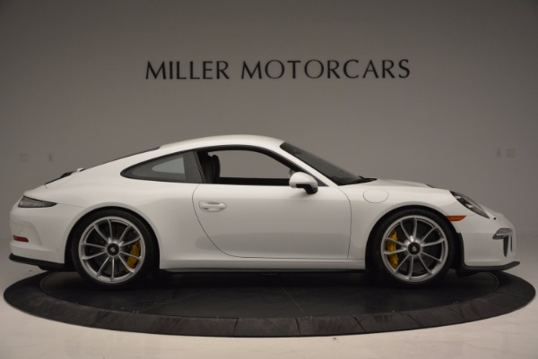 Used 2016 Porsche 911 R for sale Sold at Aston Martin of Greenwich in Greenwich CT 06830 10