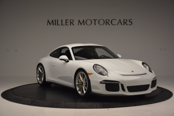 Used 2016 Porsche 911 R for sale Sold at Aston Martin of Greenwich in Greenwich CT 06830 12