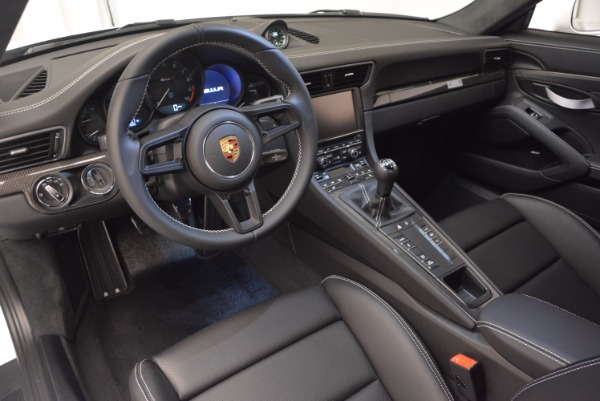 Used 2016 Porsche 911 R for sale Sold at Aston Martin of Greenwich in Greenwich CT 06830 13