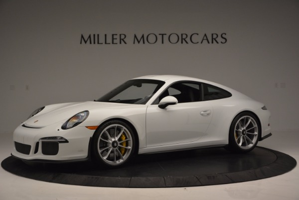 Used 2016 Porsche 911 R for sale Sold at Aston Martin of Greenwich in Greenwich CT 06830 2