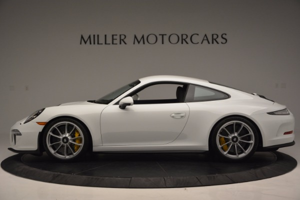 Used 2016 Porsche 911 R for sale Sold at Aston Martin of Greenwich in Greenwich CT 06830 3