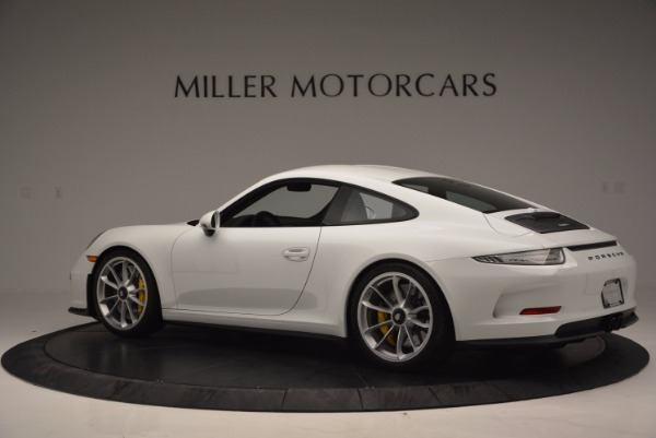 Used 2016 Porsche 911 R for sale Sold at Aston Martin of Greenwich in Greenwich CT 06830 4