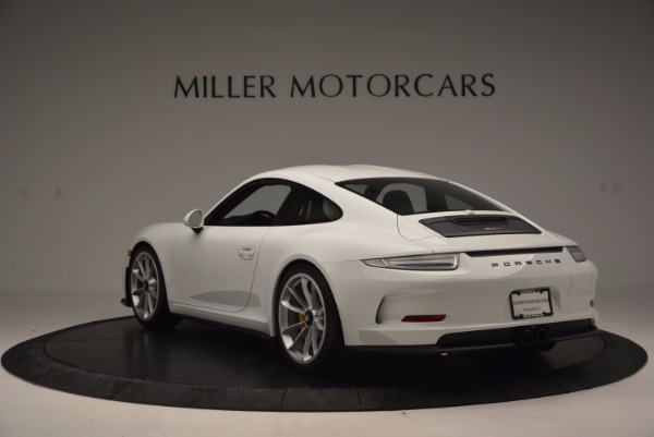 Used 2016 Porsche 911 R for sale Sold at Aston Martin of Greenwich in Greenwich CT 06830 5