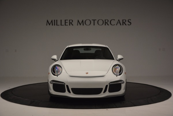 Used 2016 Porsche 911 R for sale Sold at Aston Martin of Greenwich in Greenwich CT 06830 6