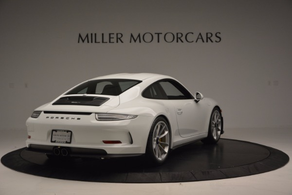 Used 2016 Porsche 911 R for sale Sold at Aston Martin of Greenwich in Greenwich CT 06830 7