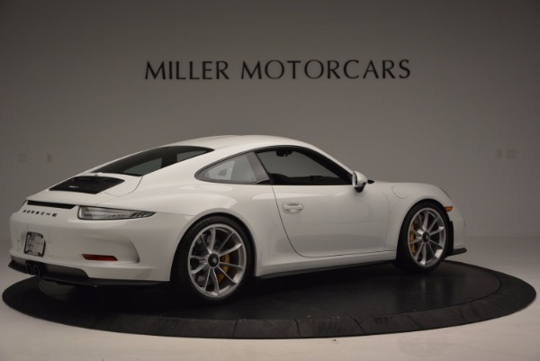 Used 2016 Porsche 911 R for sale Sold at Aston Martin of Greenwich in Greenwich CT 06830 9
