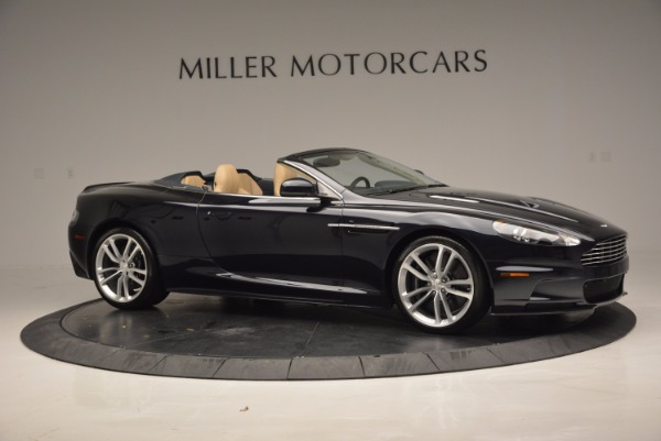 Used 2012 Aston Martin DBS Volante for sale Sold at Aston Martin of Greenwich in Greenwich CT 06830 10