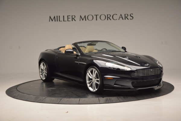 Used 2012 Aston Martin DBS Volante for sale Sold at Aston Martin of Greenwich in Greenwich CT 06830 11
