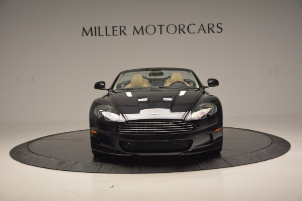 Used 2012 Aston Martin DBS Volante for sale Sold at Aston Martin of Greenwich in Greenwich CT 06830 12