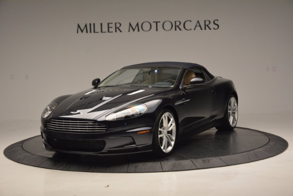Used 2012 Aston Martin DBS Volante for sale Sold at Aston Martin of Greenwich in Greenwich CT 06830 13