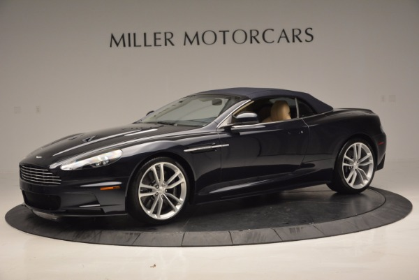 Used 2012 Aston Martin DBS Volante for sale Sold at Aston Martin of Greenwich in Greenwich CT 06830 14