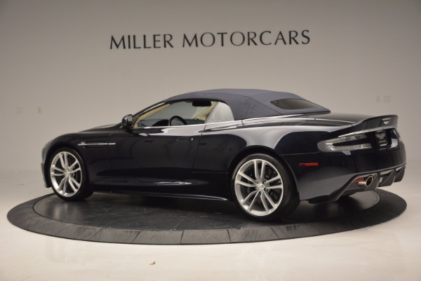 Used 2012 Aston Martin DBS Volante for sale Sold at Aston Martin of Greenwich in Greenwich CT 06830 16