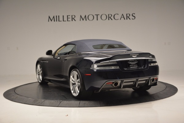 Used 2012 Aston Martin DBS Volante for sale Sold at Aston Martin of Greenwich in Greenwich CT 06830 17