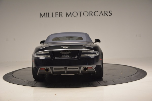Used 2012 Aston Martin DBS Volante for sale Sold at Aston Martin of Greenwich in Greenwich CT 06830 18