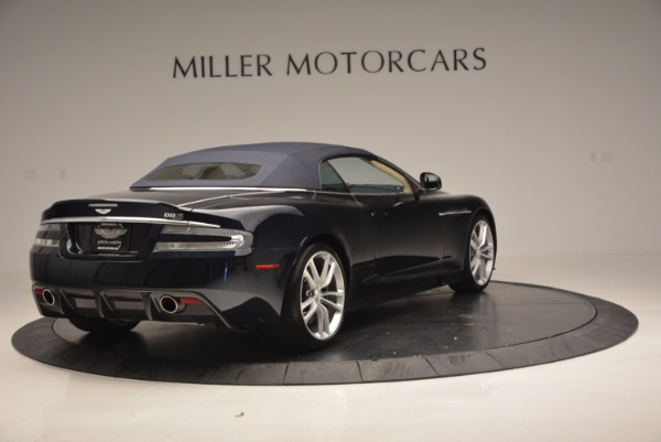 Used 2012 Aston Martin DBS Volante for sale Sold at Aston Martin of Greenwich in Greenwich CT 06830 19