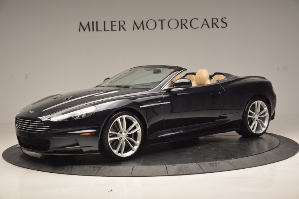 Used 2012 Aston Martin DBS Volante for sale Sold at Aston Martin of Greenwich in Greenwich CT 06830 2