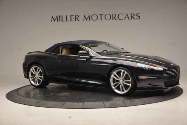 Used 2012 Aston Martin DBS Volante for sale Sold at Aston Martin of Greenwich in Greenwich CT 06830 22