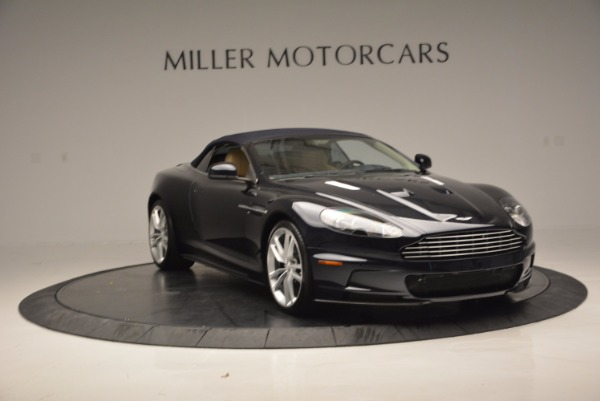 Used 2012 Aston Martin DBS Volante for sale Sold at Aston Martin of Greenwich in Greenwich CT 06830 23
