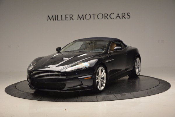 Used 2012 Aston Martin DBS Volante for sale Sold at Aston Martin of Greenwich in Greenwich CT 06830 24