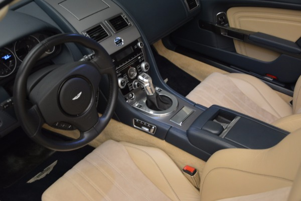 Used 2012 Aston Martin DBS Volante for sale Sold at Aston Martin of Greenwich in Greenwich CT 06830 25