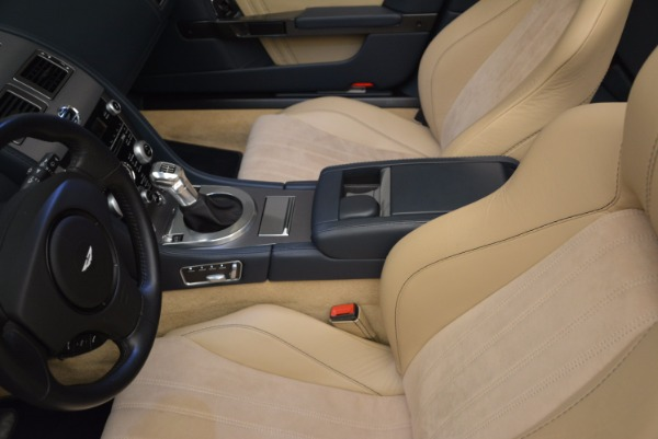 Used 2012 Aston Martin DBS Volante for sale Sold at Aston Martin of Greenwich in Greenwich CT 06830 26