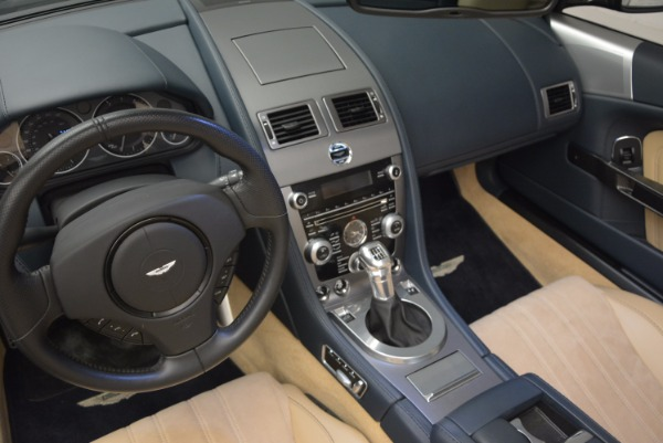 Used 2012 Aston Martin DBS Volante for sale Sold at Aston Martin of Greenwich in Greenwich CT 06830 27