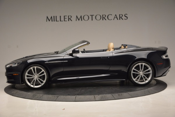 Used 2012 Aston Martin DBS Volante for sale Sold at Aston Martin of Greenwich in Greenwich CT 06830 3